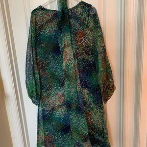 Dresses & Skirts - 💃🏻B2G1 free- Beautiful multicolor vintage dress